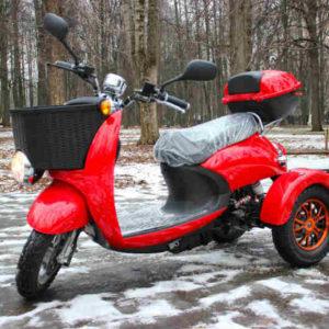 Электротрицикл 1000