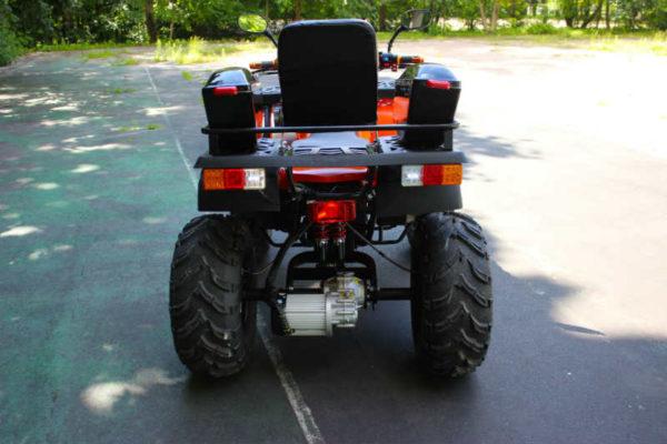 Электроквадроцикл 1500
