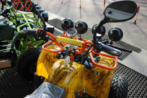 Электроквадроцикл 800D-32