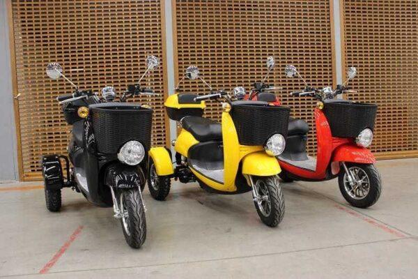 электротрициклы для взрослых
