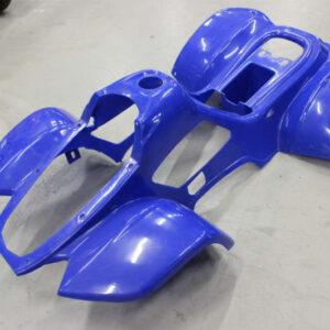 корпус синий
