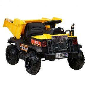 детский электромобиль, грузовой камаз с кузовом