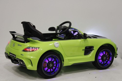 детский электромобиль, вип-карбон