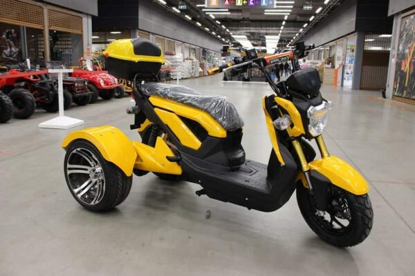 Электротрицикл Mytoy sport